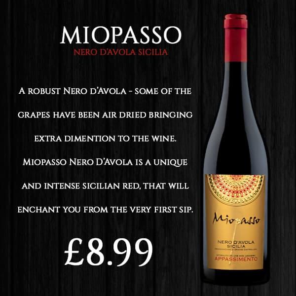 Miopasso wine